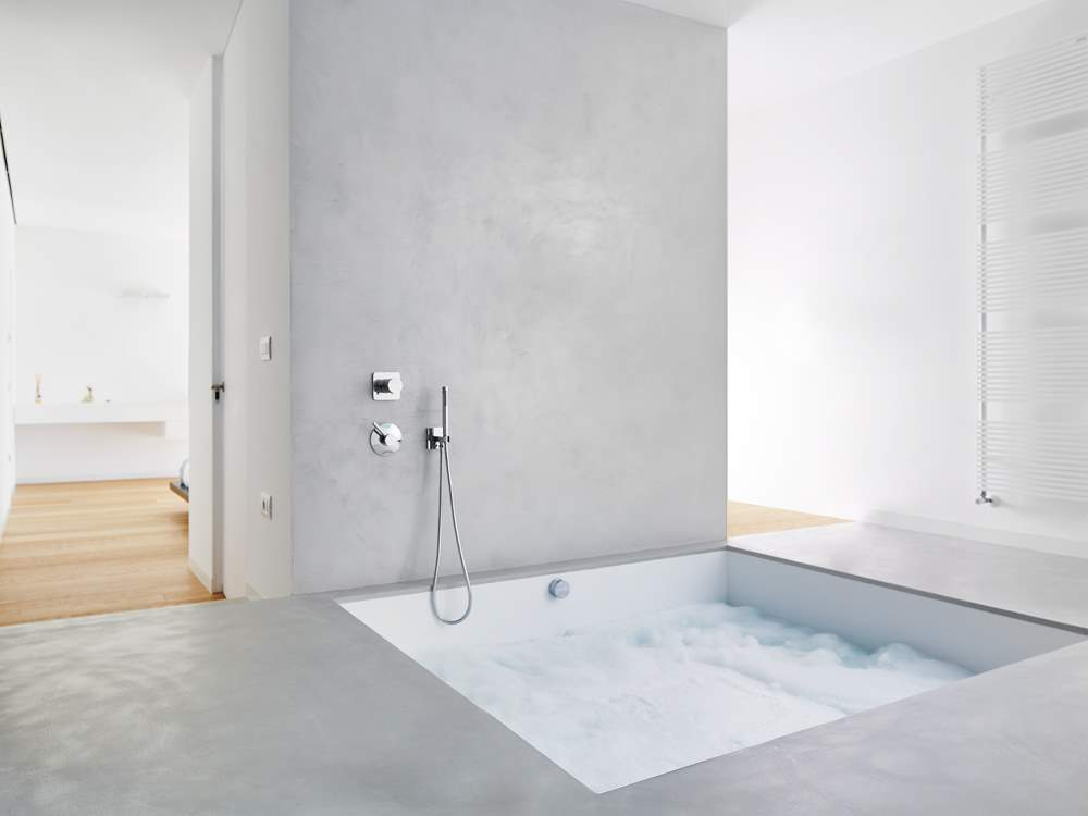 UK Bathroom Micro Cement Installer