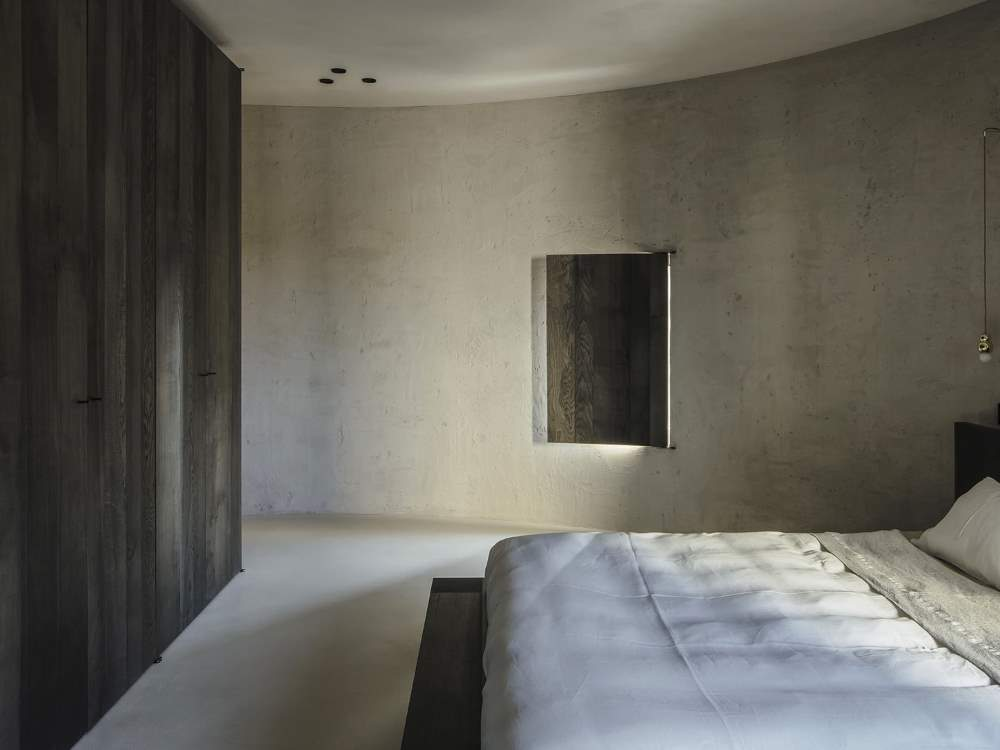 Indoor Bedroom Micro Cement UK
